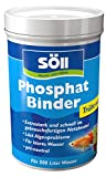 Söll 14802 PhosphatBinder 300 g für 500 Liter Wasser - pH-neutrale Bindung von Phosphat zur...